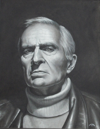 Portrait of Dad