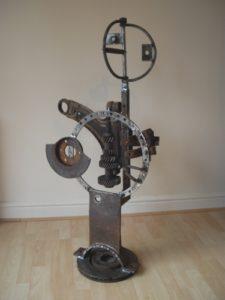 Autonatomy Sculpture