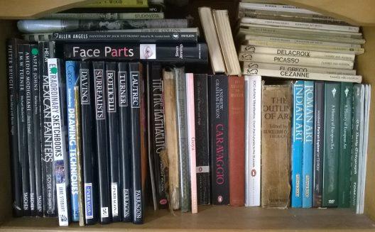 Bookshelf I