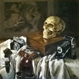 Still Life - The Death of Painting I