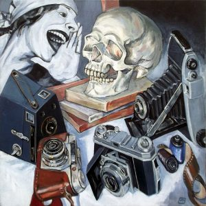 Still Life - The Death of Painting II