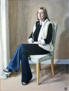 Whistler's Wife